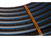Труба Джилекс ПНД РЕ100 32х3,0мм, 50м / 0,26 кг/п.м.