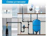 Вибрационный насос Джилекс Качан 20/60-16м