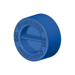 Заглушка для трубы Джилекс ПНД 20 мм
