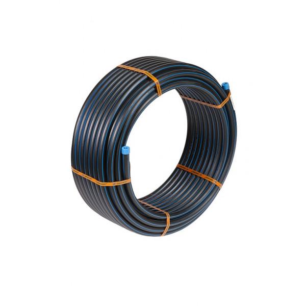 Труба Джилекс ПНД РЕ100 20х1,8мм 12 атм. 50 м