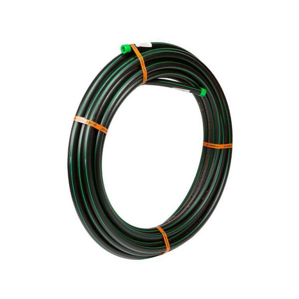 Труба Джилекс ПНД РЕ100 20х1,4мм, 20м / 0,07 кг/п.м.